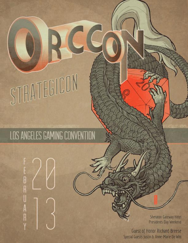 Orccon 2013